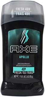 Axe Fresh Deodorant Stick, Apollo 3 oz