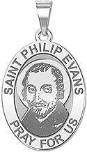 saint philip evans