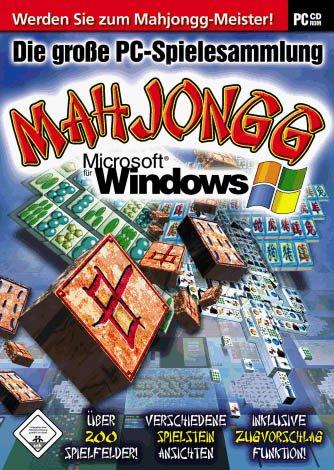 Mahjongg - PC-Spielesammlung