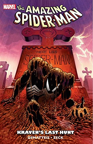 Spider-Man: Kraven's Last Hunt: Kraven's Last Hunt Premiere (English Edition)