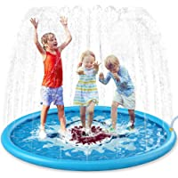 Jasonwell 68 Inch Sprinkle & Splash Play Mat