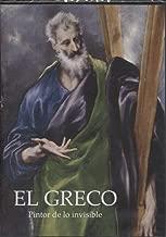 EL GRECO (DVD) PINTOR DE LO INVISIBLE (CASTELLANO, INGLES, FRANCES)