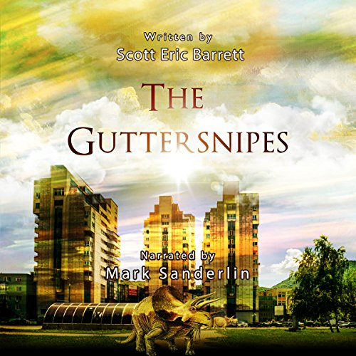 The Guttersnipes audiobook cover art