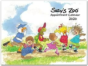 suzy zoo calendar 2019