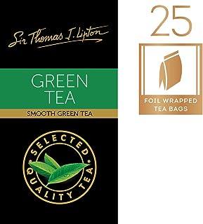 Sir Thomas Lipton Enveloped Tea Bag Smooth Green