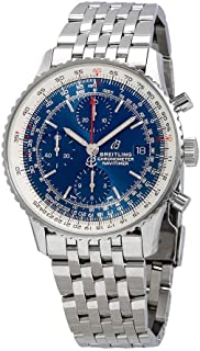 Navitimer 1 Chronograph 41 A13324121C1A1 Blue Dial Men's Watch
