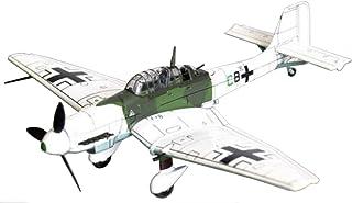 atlas Atlas ドイツ 空軍 飛行機 模型 1/72 ユンカース Ju87D スツーカ Junkers Ju 87 Stuka 1944 急降下爆撃機 冬季 カモフラ 塗装済み完成品 [並行輸入品]