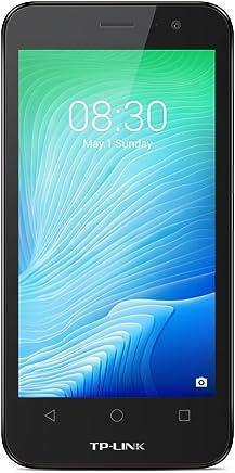 TP-Link akıllı telefon Neffos Y5L (Dual SIM 8GB, Android 6.0Marshmallow, 11,43cm (4,5inç)) Standard Siyah 319944