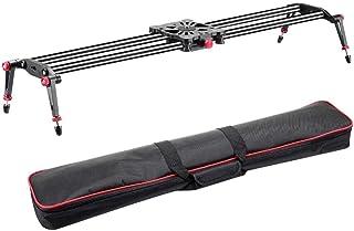 Slider 100cm/40 Carbon Fiber Dslr Camera Dv Slider Dolly Track Video Stabilizer Rail