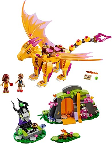 LEGO Elves Fire Dragon's Lava Cave by LEGO