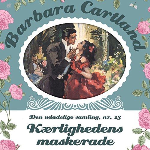 Kærlighedens maskerade audiobook cover art