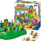 Ravensburger 21556 - Lotti Karotti, Brettspiel für Kinder ab 4 Jahren,...