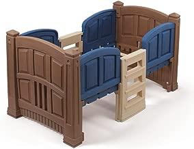 Step2 Boy's Loft and Storage Twin Bed