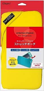 Nintendo Switch Lite 用 ストレッチポーチ イエロー Z9289