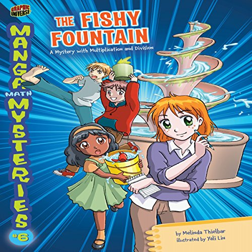 The Fishy Fountain copertina