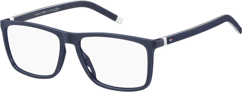 Cheap Eyeglasses Tommy Hilfiger T. 1742 00JU Lens Blue 00 White Demo low-pricing