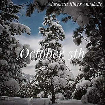 October 5th