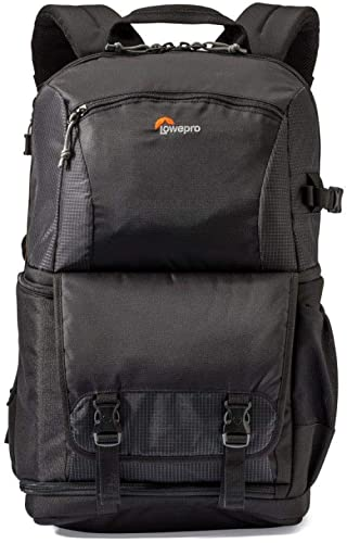 Lowepro Fastpack Bp 250 AW II, Travel-Ready Backpack Designed To Fit A DSLR, 2-3 Extra Lenses, A 15 Inch Laptop, Tabl...