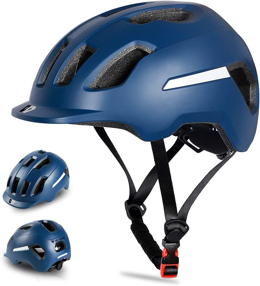 611xtpFXBQL. AC SL1001  - Fahrradhelm für Herren Damen Erwachsene, Sicherheitsschutz Komfortabler Mountainbike Helm Rennradhelm, Leichter verstellbarer Radhelm mit...