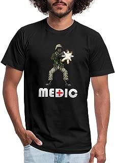 Battlefield Friends - Medic Men's Jersey T-Shirt