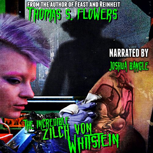 The Incredible Zilch von Whitstein audiobook cover art