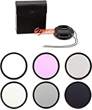 Zeadio   77mm Neutral Density  includes ND2 ND4 ND8   UV  CPL  FLD Photography Filter Set