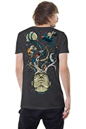 Amazon.es: camiseta tatuajes - Hombre: Ropa
