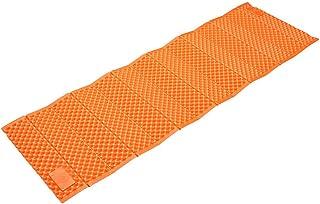 Alfombra Water-Resistant Handy Mat,esterilla de yoga Pilates para mujeres Apoyo de aluminio de la estera del yoga Almohadilla de espuma Moisture-Proof Outdoor Camping Picnic plegada Mat
