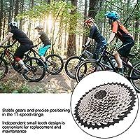 マウンテンバイクカセット、防錆耐摩耗性耐食性カセットフライホイール、ロードバイク用マウンテンバイク