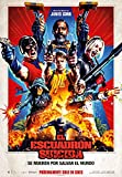 El Escuadrón Suicida (2021) - Steelbook 4k UHD + Blu-ray [Blu-ray]