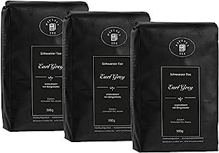 Earl Grey 3 x 500g 21,90 Euro / kg Paulsen Tee Schwarzer Tee rückstandskontrolliert