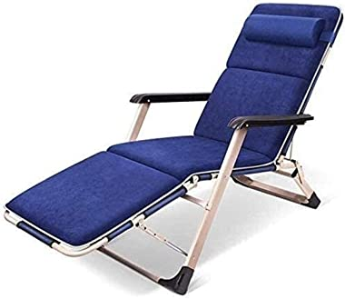 Classic Lounge Chairs Sun Lounger/Patio Reclining Chairs Garden Rocking Chair for Adults with Zero Gravity Sunbed for Outdoor