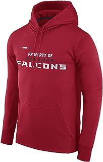 VF LSG Men's Atlanta Falcons Therma Fit Sideline Pullover Hoodie