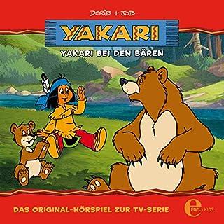 Yakari bei den Bären. Das Original-Hörspiel zur TV-Serie Titelbild