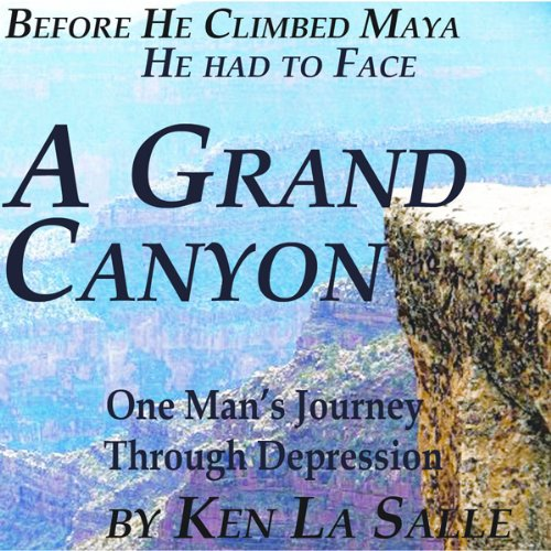A Grand Canyon audiobook cover art