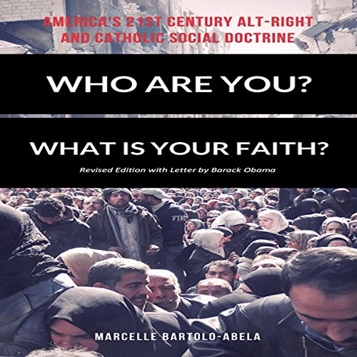 Who Are You? What Is Your Faith? audiobook cover art