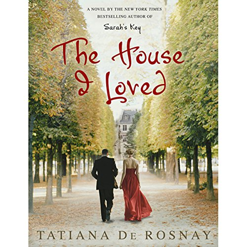 The House I Loved audiobook cover art