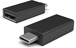 Microsoft Surface USB C auf USB 3.0 Adapter Schwarz