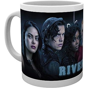 Tasse mit Thermoeffekt Tazza multicolore Riverdale Pops Chocklit Shoppe