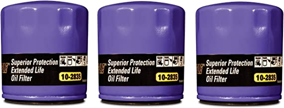 Royal Purple Extended Life Oil Filter (Set of 3)