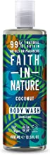 Faith In Nature, Coconut Body Wash, 400ml
