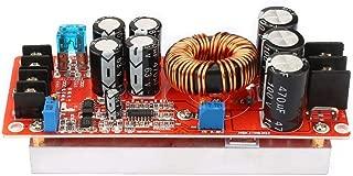 DyStyle ポータブル1200W定電流DCブーストコンバーター電源ステップアップモジュール10V-60V 20A入力12V-80V出力