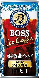 サントリー コーヒー ボス 地中海ブレンド185g缶×30本