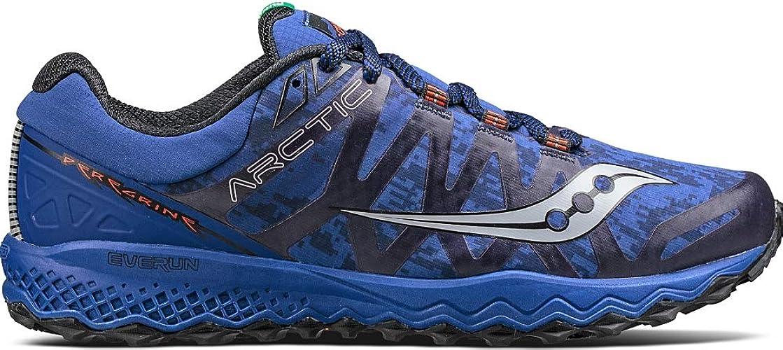 Saucony Peregrine 7 Arctic, Chaussures de Trail Homme