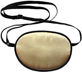 EINWEG Verpackung TININNA 2PCS Erwachsene Augenklappe,Seide Augen-Flecken behandeln Lazy Eye//Amblyopie//Strabismus EIN Patch,Augenmaske Augen Beschattung Ebene Schwarz+Rosa