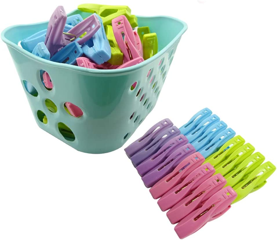 Honbay 30PCS Discount mail order Colorful Plastic Laundry 25% OFF Clothespins Clips Clothes