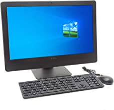 "$444 » Dell OptiPlex 9030 All-in-One Desktop Computer 23"" Wide Viewing Angle AIO PC, FullHD 1920x1080, Windows 10, Intel Core i5-4590S 3.00GHz, 8GB RAM, 120GB SSD, Webcam, DualBand WiFi, Bluetooth (Renewed)"