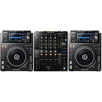 Pioneer DJ DJM-750MK2 + XDJ-1000MK2 Bundle