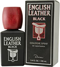 English Leather Black by Dana for Men 3.4 oz Cologne Spray