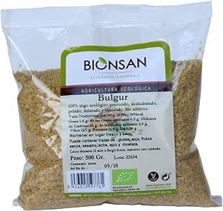 comprar comparacion Bionsan Bulgur de Cultivo Ecológico - 500 gr
